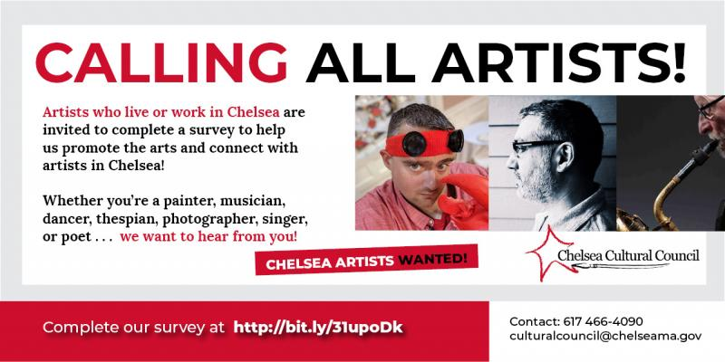 Artists wanted. Visit the hyperlink Chelsea Artists for more info.