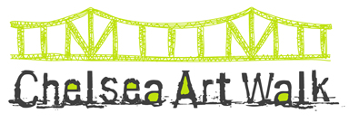 Chelsea Art Walk logo